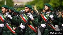 بخش اصلی بودجه نظامی جمهوری اسلامی صرف سپاه پاسداران انقلاب اسلامی ایران