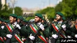 سپاه پاسداران انقلاب اسلامی ایران، فائل فوٹو