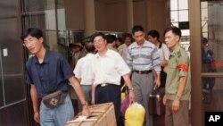 Tổng số du khách Trung Quốc tới Việt Nam trong nửa đầu năm 2014 tăng 34%.