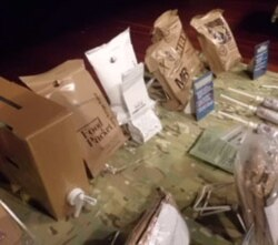 MREs come in different packages