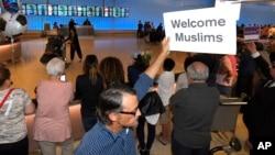 AQSh xalqaro aeroportlarida
