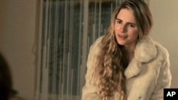 """Brit Marling portrays a cult leader in """"Sound of my Voice."""" (Fox Searchlight)"""