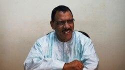 Niger Jamana Ŋɛmɔkɔ, Mohamed Bazoum, Ka Algerie Takama Algerie