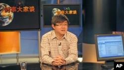 旅美著名中国艾滋病活动人士万延海