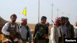 Hêzên Berxwedana Şengalê û şervanên YPG