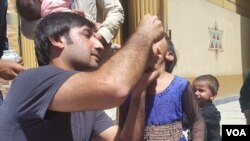 cricket polio