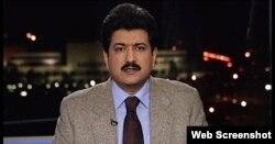 Pembawa Acara Televisi Pakistan, Hamid Mir (Foto: dok).