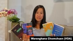 Mui Poopoksakul, Berlin-based Thai translator who translates contemporary Thai literature to English