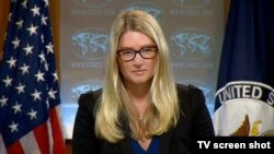 State Department Deputy Spokesperson Marie Harf