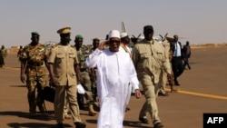 Faayilii - Prezidaantii Maalii, Ibraahim Bowbaakaar