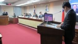 台陆委会主委:两岸不应再纠缠具有争议的九二共识