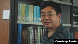 中国老资格民运人士陈子明 (网络图片)