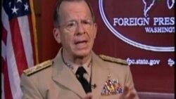 Oramiral Mullen: 'Irak İsterse ABD Askerleri İçin Ek Süreyi Görüşürüz'