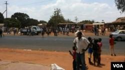 Refugiados começam a chegar a Nampula por causa da instabilidade na região