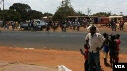 Refugiados começam a chegar a Nampula