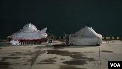 俄罗斯潜艇待命加入搜救工作