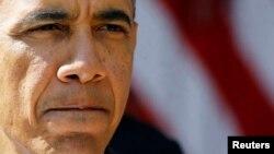 美國總統奧巴馬(2013年10月1日資料照片)