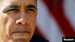 အေမရိကန္သမၼတ Barack Obama (ေအာက္တိုဘာလ၊ ၂၀၁၃)။
