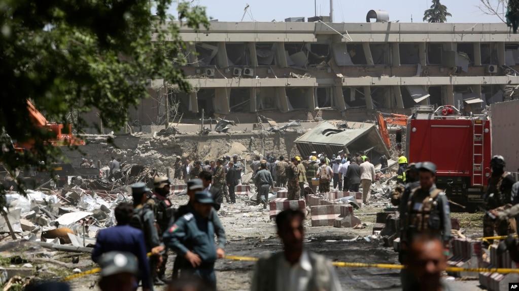 Ditë zie për nder të viktimave të sulmit terrorist në Kabul