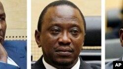 La Cour pénale internationale n'a aucunement l'intention d'abandonner ses poursuites contre Uhuru Muigai Kenyatta