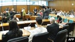 Frankfurt, Arid Uka pranon vrasjen e dy ushtarakëve amerikanë