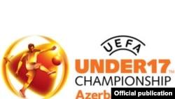 17 yaşadək futbolçuların Avropa çempionatının loqosu