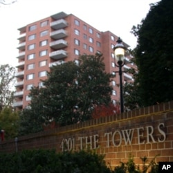郑念生前华盛顿西北区公寓住宅