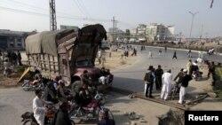 د ممتاز قادري د اعدام د خبر رسیدو نه پس د پاکستان ځینو برخو کې احتجاجونه وشول