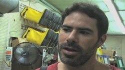 New York: Neobicna umjetnicka izlozba u prodavnici alata