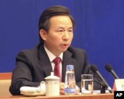 中国环保部副部长李干杰