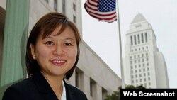 Bà Jacqueline Nguyễn hiện là thẩm phán Tòa Phúc thẩm Liên Bang Hoa Kỳ Khu Vực 9 (Ninth Circuit U.S. Court of Appeals).