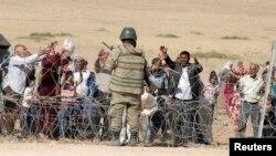 ژمارهی ئاواره کوردهکانی سوریا گهیشته 130 ههزار کهس