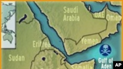 Piracy in the Gulf of Aden, off the coast of Somalia