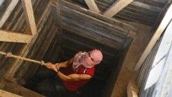 نيروی هوائی اسرائيل تونل های قاچاق بری به غزه را بمباران کرد