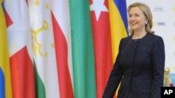 Клинтон побара поголема улога на ОБСЕ во Авганистан