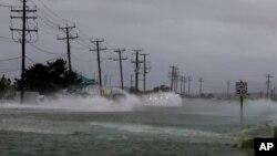 Poplave nakon prolaska uragana Artur u Severnoj Karolini