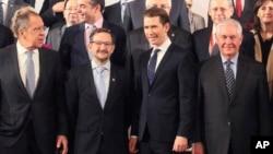 Ministri inostranih poslova članica OEBS-a na sastanku u Beču
