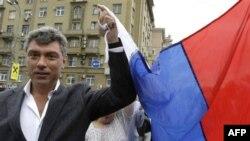 Лідер російської опозиції Борис Нємцов