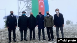 Azərbaycanda ABŞ şirkətinin hava proqnozu stansiyaları quraşdırılıb