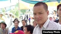 Blogger Lê Anh Hùng