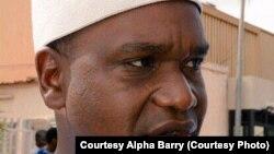 Sahel G5 Jamana: Alpha Barry, Burkina Faso Affaires Etrangères ministri