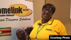Mrs Stellamaris Chorwira, Homelink Chief Executive Officer