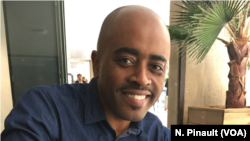 Afrobytes CEO Ammin Youssouf doesn't want people globally to see African high-tech as an exotic stuff.