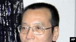 中国著名异议人士刘晓波