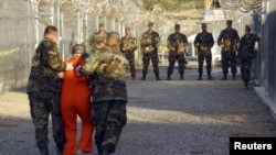 Военная тюрьма Гуантанамо