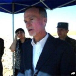 اعمار یک پایگاه تمرینات نظامی بین المللی درتاجکستان