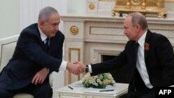 سفر پیشین نخست وزیر اسرائیل به مسکو