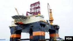 La petrolera española Repsol planea empezar a perforar antes de fin de año.