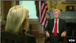 John Bolton, Savjetnik za nacionalnu sigurnost SAD-a, tokom intervjua za Glas Amerike, 12.05.2018