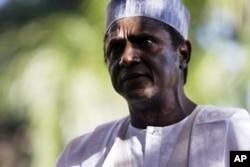 Le défunt président nigérian Umaru Yar'Adua